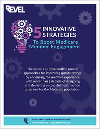 Revel Health Medicare Member Engagement eBook